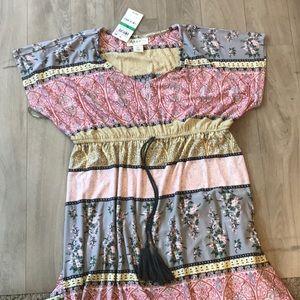 🌼🌸🍃Petite floral maxi dress